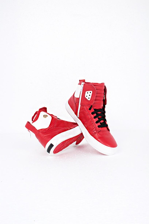 Tênis Slim Napa Vermelho | Ref: T19