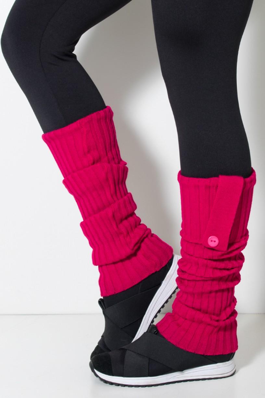 Polaina de Lã (Rosa Pink) | Ref: WES001-006