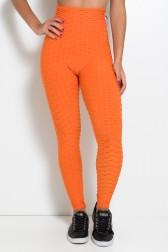 Calça Legging Tecido Bolha | Ref: KS-F103