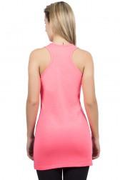 Vestido Visco Sublimado Fluor | Ref: R20