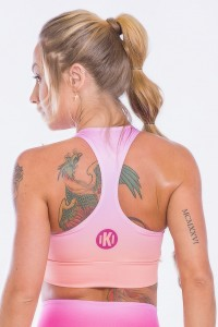 Top Sublimado Pink Sunset | Ref: K2492-A