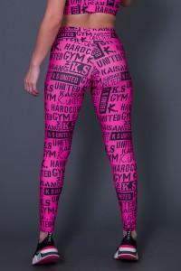 Calça Legging Pink Urban   Ref: K2622-B