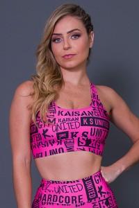 Top Nadador Pink Urban   Ref: K2623-B