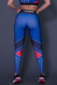 Calça Legging United Stars   Printed: K2637