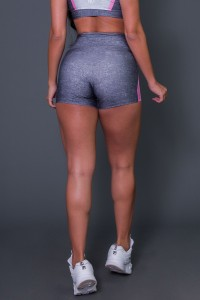 Short Pink Gray And Lead | Ref: K2659