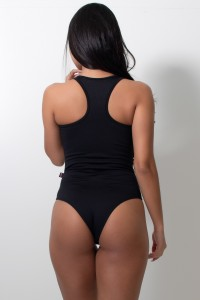 Body Nadador  com Silk (Good Vibes Forever) | KS-F2004-001
