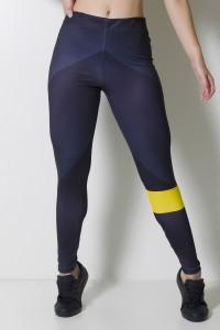 Calça Legging Sublimada Eletric Force  | Ref: CAL355-041