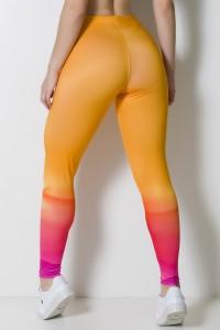 Calça Legging Sublimada Paint Art | Ref: CAL374-041