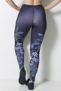 Calça Legging Sublimada Black Bush | Ref: CAL377-041