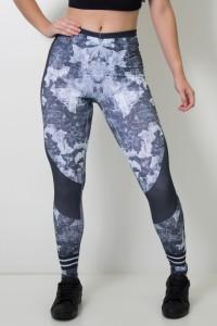 Calça Feminina Legging Dark Camo | Ref: CAL420-041
