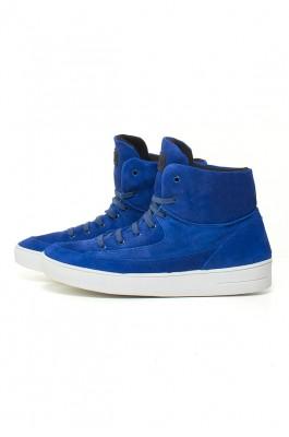 Sneaker Camurça (Azul Royal) | Ref: KS-T52-001