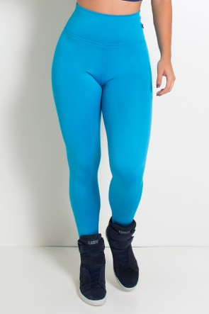 Legging Lisa Suplex Azul Celeste | Ref: KS-F23-004