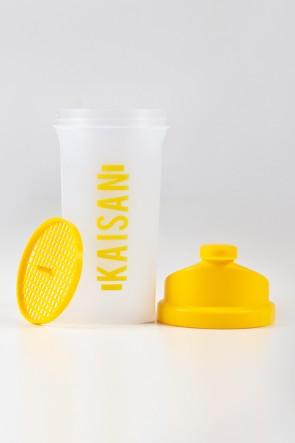 Coqueteleira de 700 ML com Rede Interna (Amarelo) | Ref: KS-CK01-003