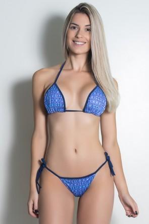BQ101-002_Biquini_Cortininha_Sublimada_Mosaico_Violeta_e_Azul__Azul_Marinho__Ref:BQ101-002