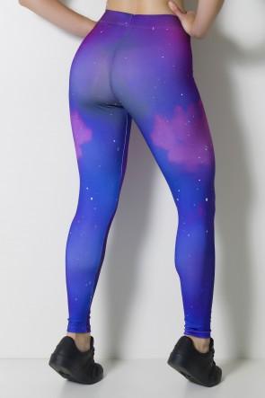 Calça Legging Sublimada Stars | Ref: CAL371-041
