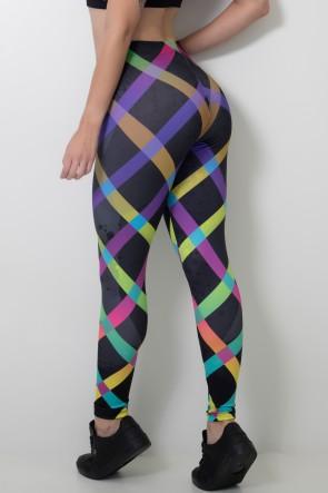 Calça Feminina Legging Sublimada Xxcolor | Ref: CAL382-041