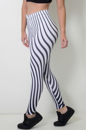 Calça Feminina Legging Sublimada Bristle | Ref: CAL394-041