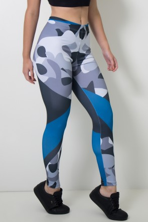 Calça Feminina Legging Sublimada Camoex | Ref: CAL401-041