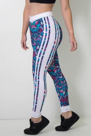 Calça Feminina Legging Sublimada Colorsheets | Ref: CAL408-041