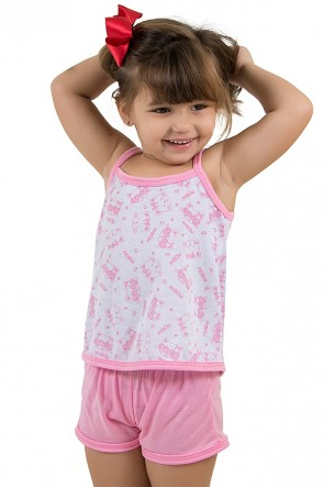 CEZ-PA086-001_Babydoll_Infantil_086_Rosa__Ref:_CEZ-PA086-001