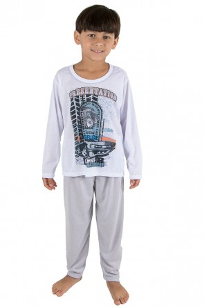 CEZ-PA140-003_Pijama_Infantil_Longo_140_Cinza__Ref:_CEZ-PA140-003
