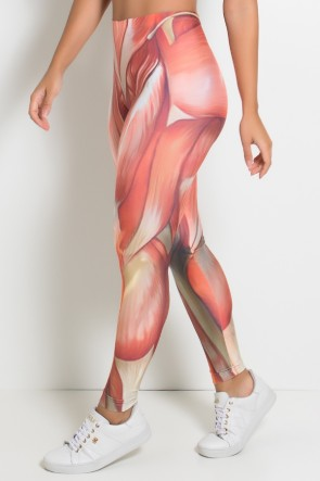 Legging Músculos Estampa Digital | Ref: F1080-001