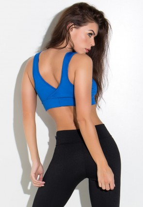 Top Carla (Azul Royal) | Ref: F1139-005