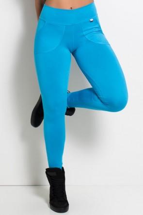 F146-004_Calca_Legging_Lisa_com_Bolso_Azul_Celeste__Ref:_F146-004