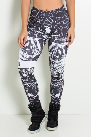 F1887-001_Legging_Tiger_Force_Preto_e_Branco_Sublimada__Ref:_F1887-001