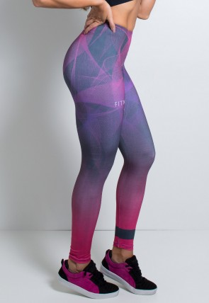Legging Wave Lines Sublimada | Ref:F1916-001