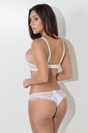 Conjunto Mariana 2363 (Branco) | Ref: KS-B208-006