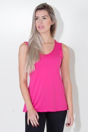 KS-F1022-003_Camiseta_de_Microlight_Nadador_com_Alca_Dupla_Rosa_Pink__Ref:_KS-F1022-003