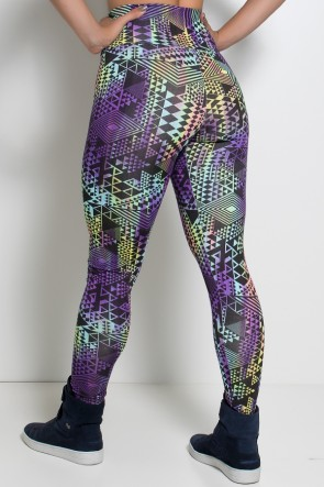 Kit 3 (Três) Leggings com Estampas Variadas | Ref: KS-F1339-001