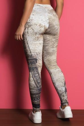 Legging Paris Sublimada   Ref: KS-F1878-001