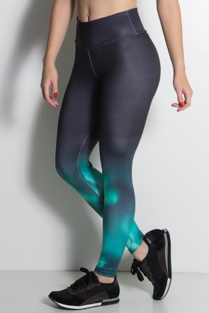 Legging Aurora Boreal Estampa Digital | Ref: KS-F1968-001