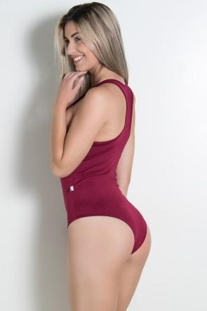 Body Nadador Liso (GIRL BOSS) | Ref: KS-F2059-001