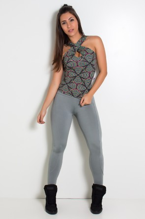 KS-F223-001_Camiseta_Suelen_Preto_com_Ondulado_Colorido__Ref:_KS-F223-001