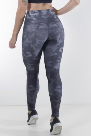 Legging Jeans Camuflado Sublimada | Ref: KS-F2252-001