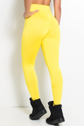 Legging Lisa  Amarela | Ref: KS-F23-011