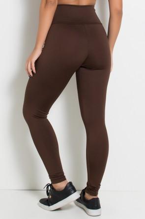 Legging Lisa  Marrom | Ref: KS-F23-019