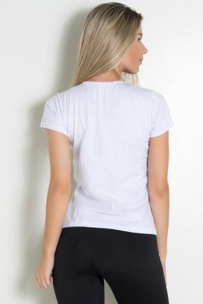 Camiseta Feminina Lift Run and be Merry   KS-F236