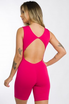 Macaquinho Jú (Rosa Pink)   Ref: KS-F330-003