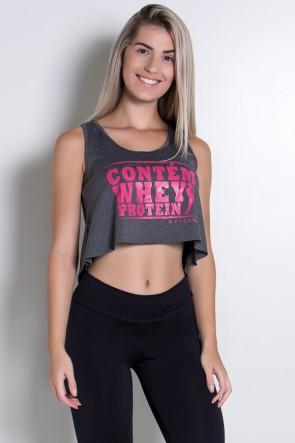 KS-F581-002_Camiseta_Bianca_Estampada_Contem_Whey_Protein__Ref:_KS-F581-002