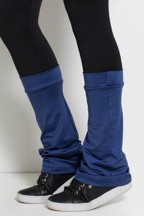 Polaina de Inverno Lisa (Azul Marinho) | Ref: KS-F729-002