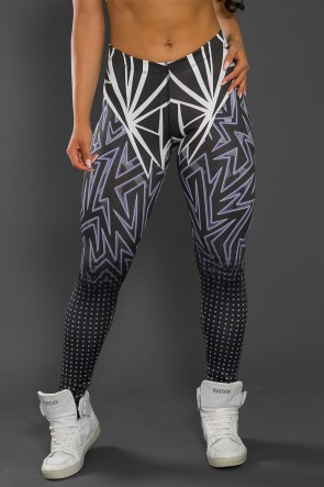 Legging Estampa Digital PRO (Neon) | Ref: NTSP07-001