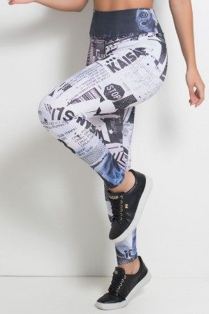 Legging Estampa Digital PRO (Street 2) | Ref: NTSP17-001