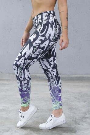 Legging Estampa Digital PRO (Every Run) | Ref: NTSP20-001