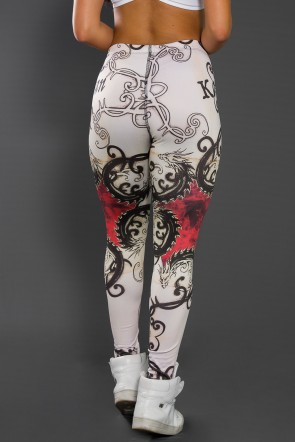 Legging Sublimada PRO (Dragon) | Ref: NTSP28-001