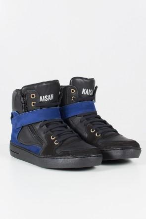 T39_Sneaker_Unissex_Preto_com_Azul__Ref:_T39