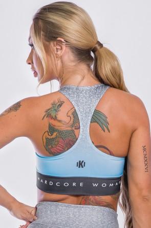 Top Nadador Sublimado Blue Fade   Ref: K2311-A